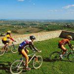 Itinerari ciclistici Riccione - Cicloturismo Riccione
