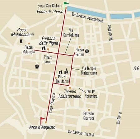 Guida per un viaggio a Rimini