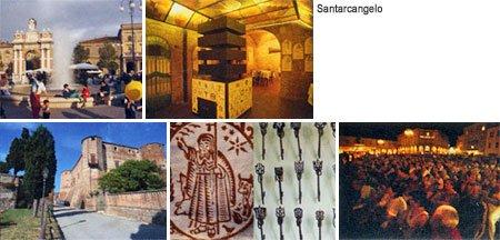 Signoria dei Malatesta - Santarcangelo di Romagna