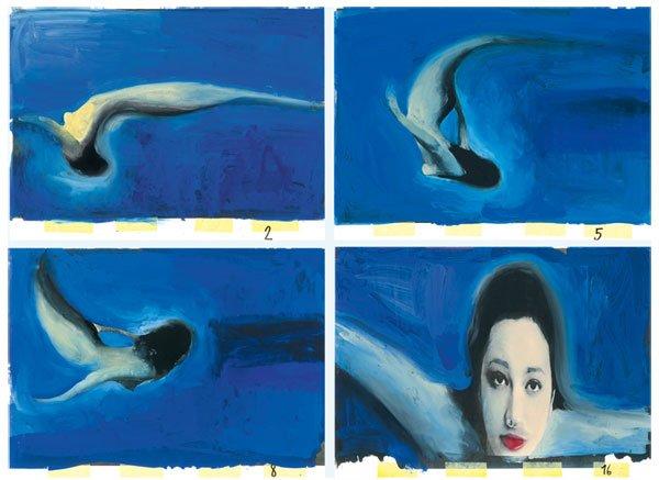 Gianluigi toccafondo presenta la cartella grafica biennale for Gianluigi toccafondo