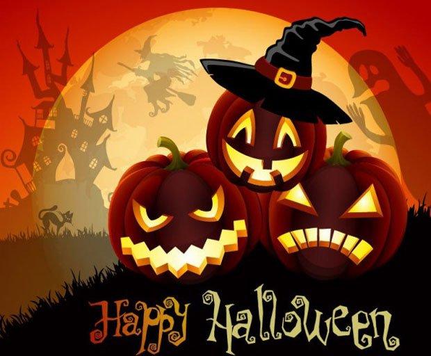 Halloween a Riccione in Viale Ceccarini, viale Dante, Riccione Paese