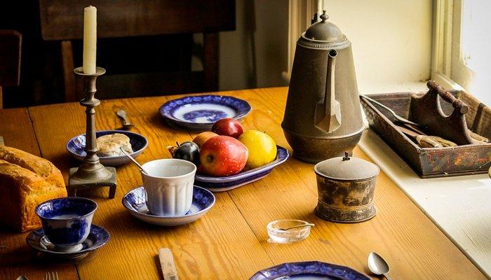 Ospitalità: colazione in hotel Riccione