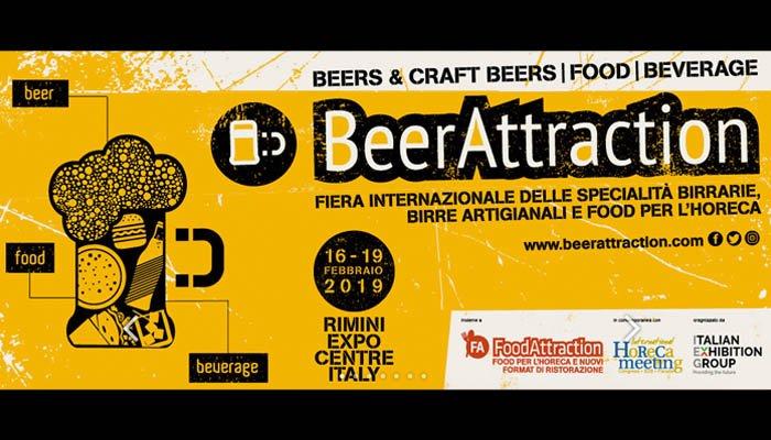 Fiera internazionale delle specialità birrarie - Beer Attraction