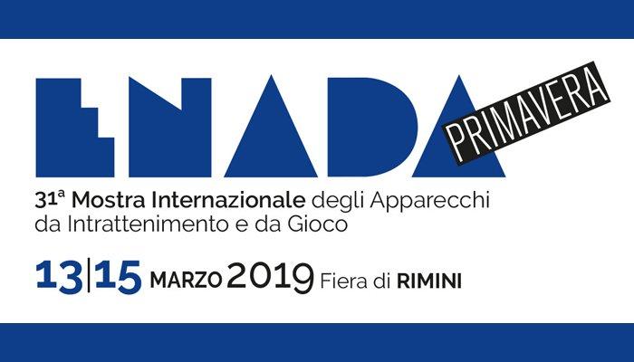 Fiera Enada Primavera dal 13 al 15 marzo a Rimini
