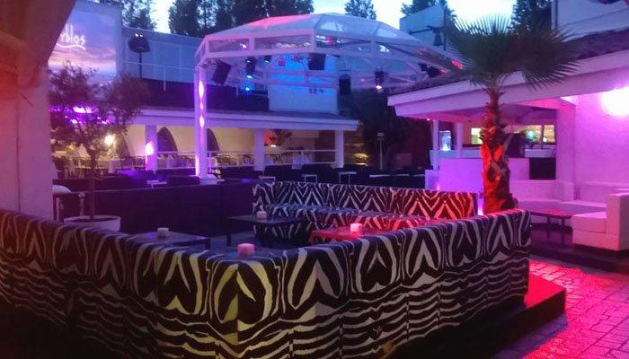 Un ambiente speciale - Byblos Club