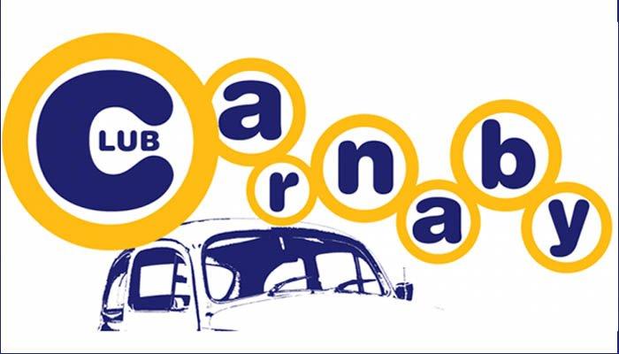 Logo della discoteca Carnaby