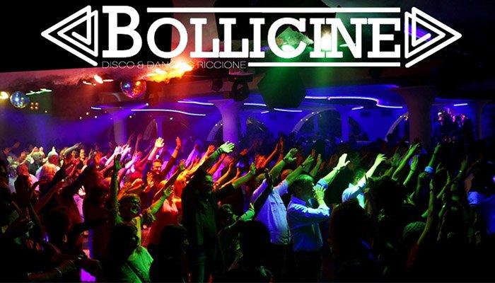 Bollicine Disco Dancing