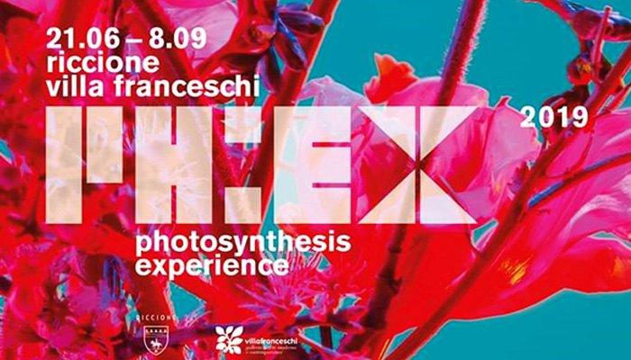 Photosynthesis Experience nella rinomata Villa Franceschi